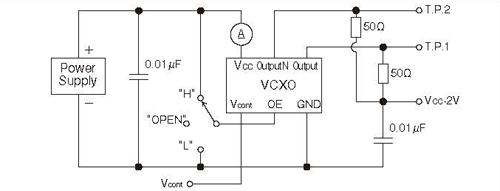 kds全系列晶振内部电路设计图(工程师必备)