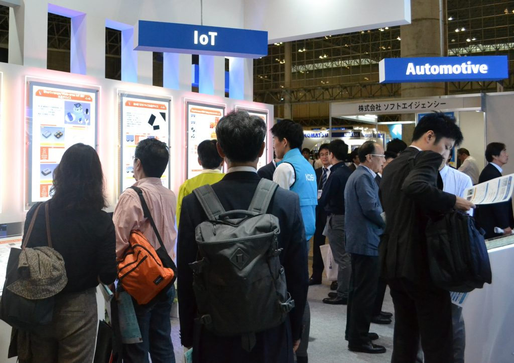 ceatec 2017 booth2